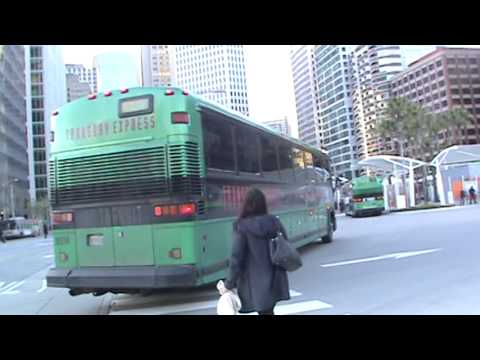 Ac Transit Transbay Express Motor Coach Industries D