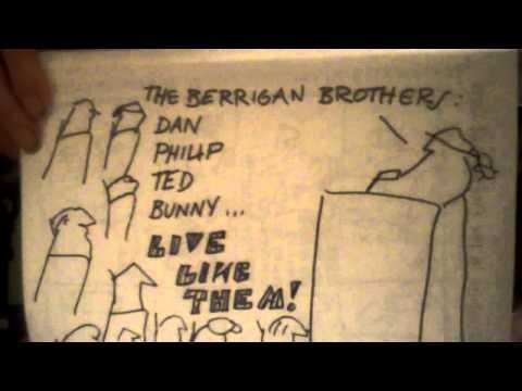 ▶ Tuli Kupferberg The Berrgian Brothers