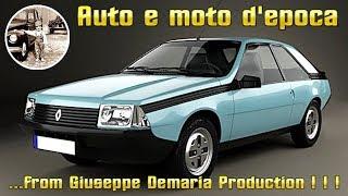 1980 Renault Fuego in 3D photo gallery