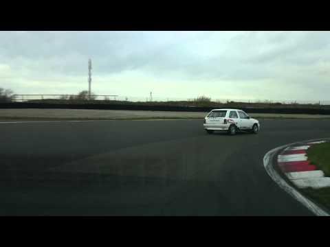 Smart Forfour Brabus - Circuit van Zandvoort Onboard