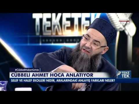 Teke Tek - 1 Aralık Salı - Cübbeli Ahmet Hoca - 3