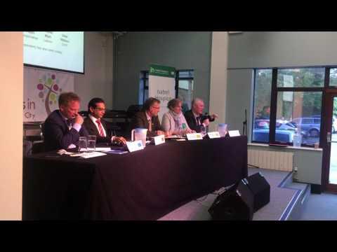 Welwyn Garden City General election hustings 2017