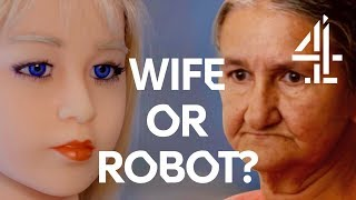 Choosing Between Your Wife Or A Robot   The Sex Robots Are Coming