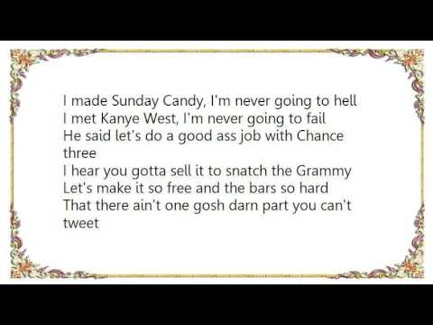 Kanye West - Ultralight Beam Lyrics