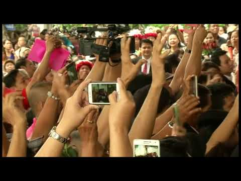 Interview with ABC News 24, 25 August 2017- Yingluck verdict