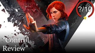 Control Review [PS4, Xbox One, & PC] (Video Game Video Review)