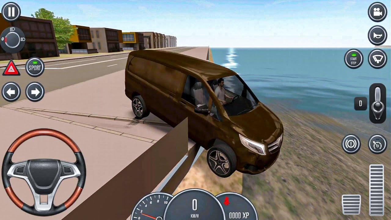 Driving School Simulator Ep21 Free Roam - Android IOS gameplay