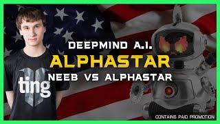 Neeb vs Alphastar [PvT] Deepmind A.I. Starcraft 2