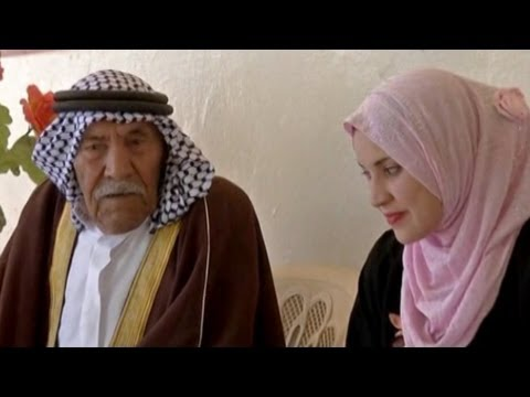 Iraqi Man Marries Woman More Than Four Times His Junior