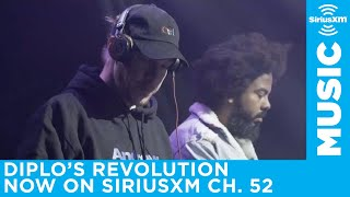 Diplo launches his own channel on SiriusXM   Diplo's Revolution (Ch. 52)