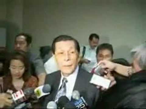 Enrile won't sign Neri arrest order