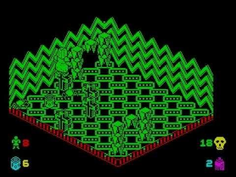 Rentakill Rita Walkthrough, ZX Spectrum