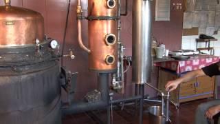 distillazione  la  grappa  o  acquavite