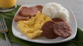 Hawaiian Breakfast