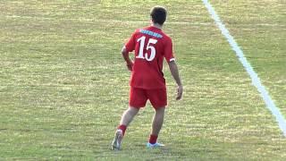 Романенко из Интернов играет в футбол