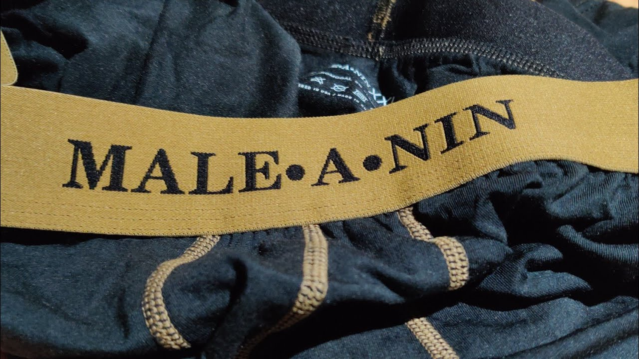 Maleanin Underwear Unboxing & Review