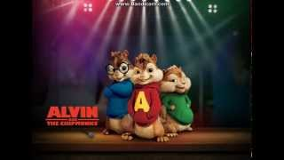 Ruda tańczy jak szalona-Alvin i Wiewiórki