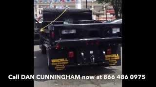 2015 GMC 9' Dump Truck
