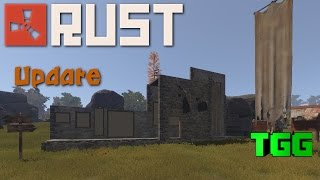 Rust- Update- Signs, Paintings, Billboards and Banners!