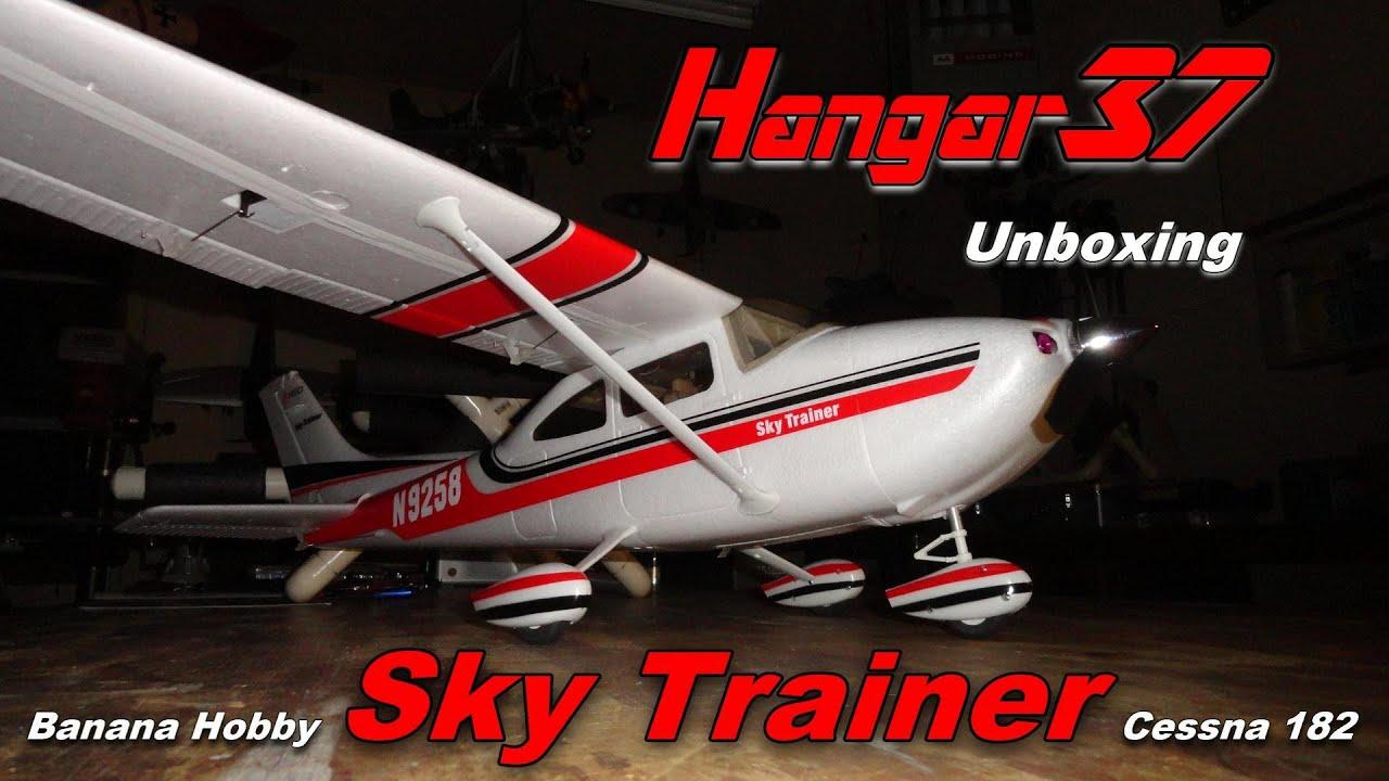 Build Log FMS Cessna 182 Sky Trainer 1400mm - RC Groups