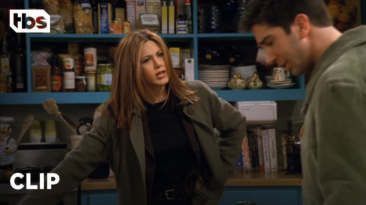 Download Friends: Ross Cheats on Rachel (Season 3 Clip) | TBS