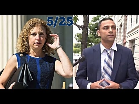 5/25 Capitol Police 'ACCIDENTALLY' gave evidence to AWAN'S DEFENSE ATTORNEY