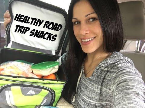 Healthy Road Trip Snack Ideas