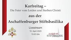 Karfreitag - Die Feier vom Leiden und Sterben Christi am 10.04.2020