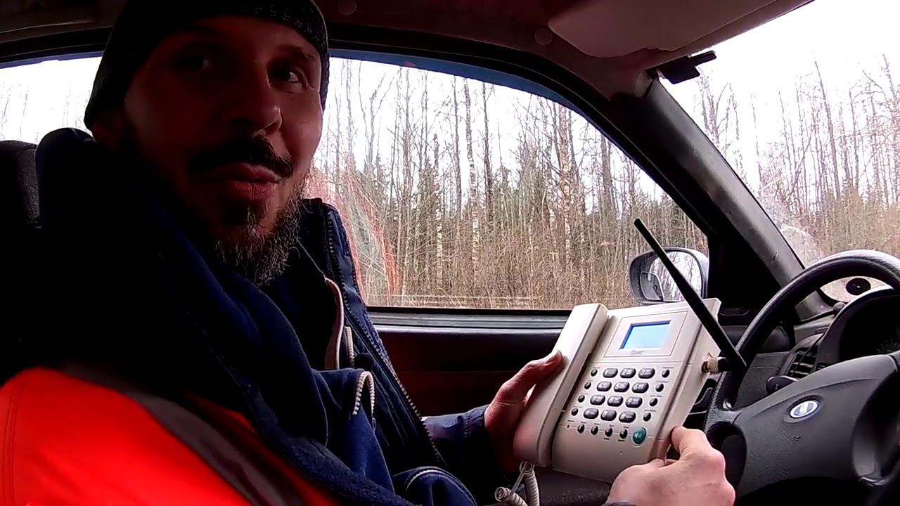 Угловая полка под домашний телефон - YouTube