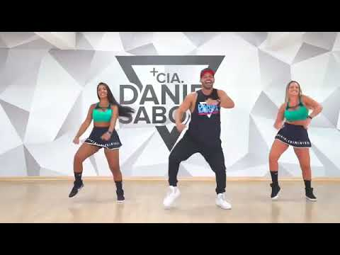 Malemolência - Dynho Alves - CiaDaniel  Saboya Fc COREOGRAFIA