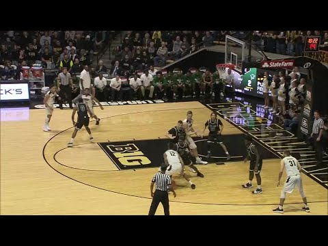 Purdue Men's Basketball | Highlights vs. Chicago State
