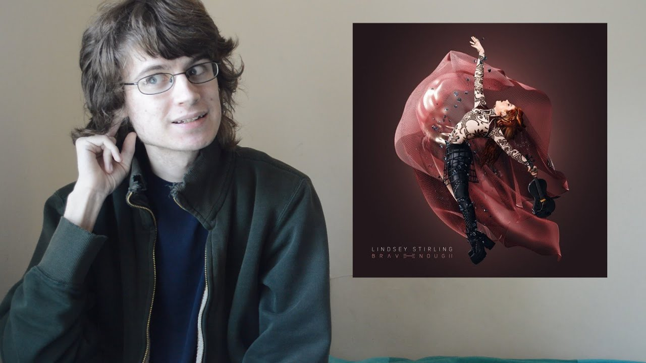 Lindsey Stirling - Brave Enough (Album Review) - YouTube
