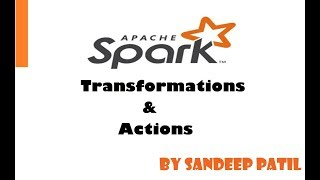 Spark Practical - 2 | Transformations and actions | Hindi