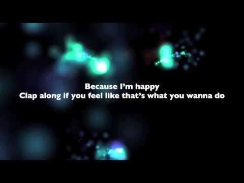 Pharrell Williams   Happy 12AM with Lyrics 2013
