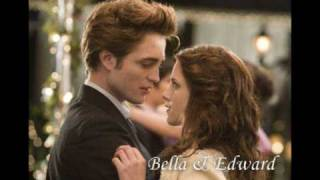 Twilight Bella And Edward Bella S Lullaby River Flows In You
