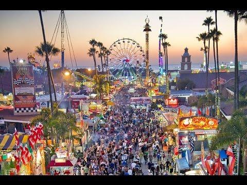 San Diego County Fair 2015