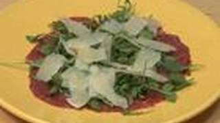 How To Make Beef Carpaccio