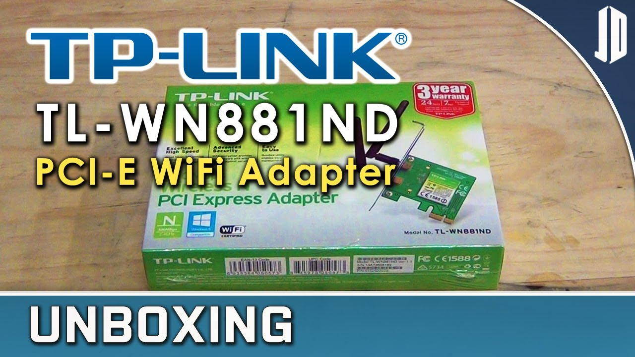 TP-Link TL-WN881ND Support and Manuals