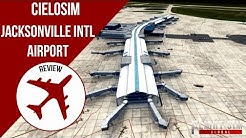 FSG | Cielosim Jacksonville Intl Airport Review