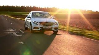 Тест-драйв Mercedes-Benz C-Klasse W205
