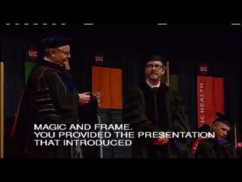 Apple's VP of Technology Receives Honorary Doctor of Engineering Degree