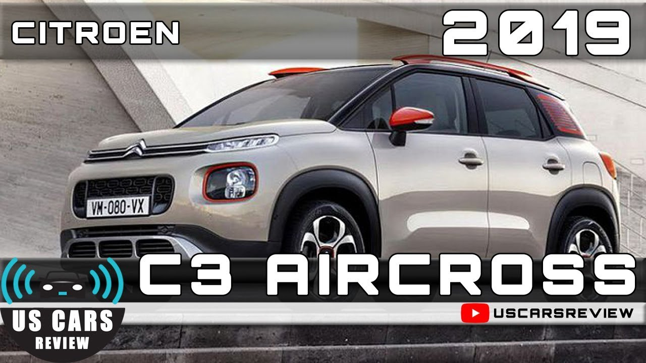 2019 citroen c3 aircross review youtube. Black Bedroom Furniture Sets. Home Design Ideas