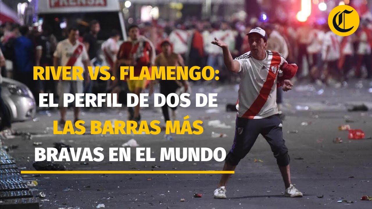 Copalibertadores2019 River Plate Vs Flamengo Perfil De Dos De Las Barras Más Bravas El Comercio