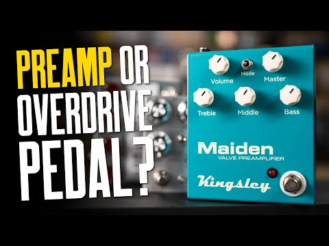 What Is A Guitar Preamp & Why Would You Have One? – That Pedal Show from YouTube · Duration:  45 minutes 22 seconds