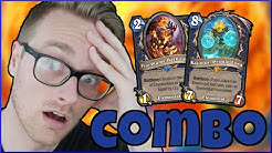 Elemental Combo Shaman is SO LIT 🔥 (HUGE BURST) | Descent of Dragons | Wild Hearthstone