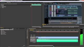 Video Editing Tutorial - Recording FL, Compiling Audio, and Exporting