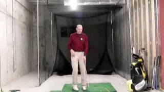 New Tiger Woods Two Handed Putting Drill