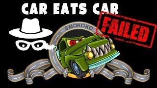 Car Eats Car 3 - Fail Compilation