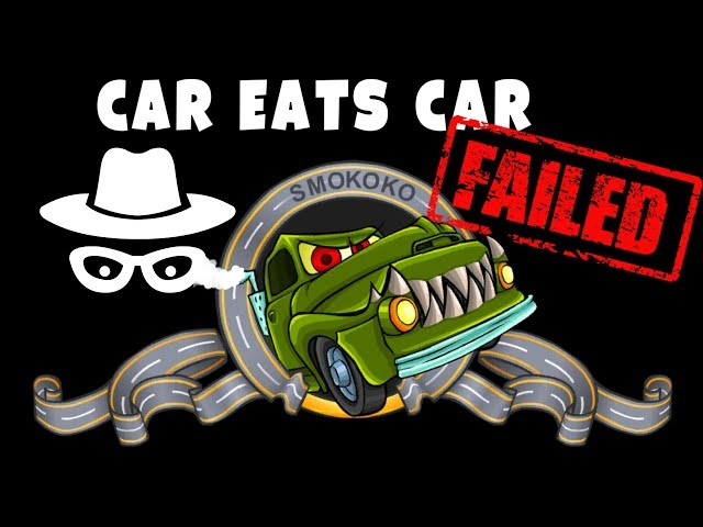 Car Eats Car 3 - Fails Compilation