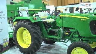 JD Link - Agriculture & Horticulture Exhibition -AgriHorti Tech India 2016- hybiz